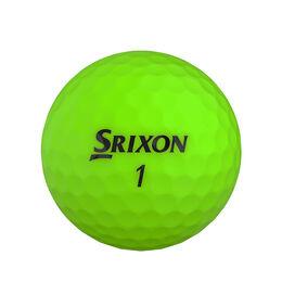 Soft Feel 11 Brite Green Golf Balls