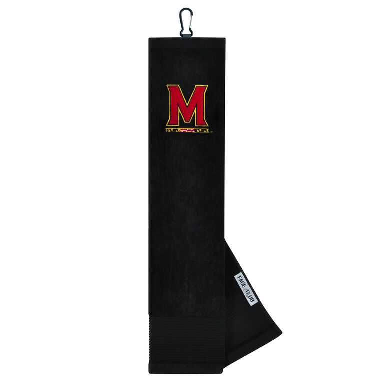 Team Effort Maryland Towel
