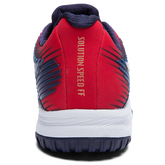 Alternate View 4 of Solution Speed FF Men's Tennis Shoes - Navy/Red