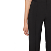 Alternate View 4 of Black and Blue Collection: Gio Micro Stretch Crop Pant