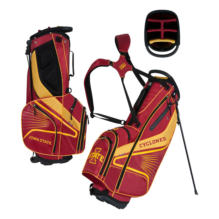 Team Effort Iowa State GridIron III Stand Bag