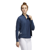 Alternate View 1 of Performance Golf Full Zip Perforated Jacket