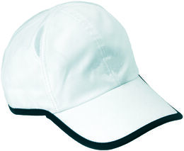 Unique Sports Ultra Light Pro Cap - White/Black