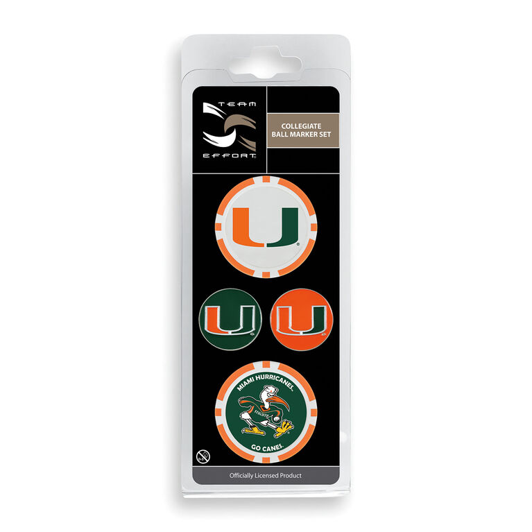 Team Effort Miami Ball Marker