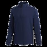 Alternate View 7 of 3-Stripes Core 1/4 Zip Sweatshirt