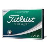 Titleist AVX Golf Balls - Personalized