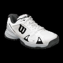Wilson Rush Pro Jr 2.5 Tennis Shoe - White/Blue