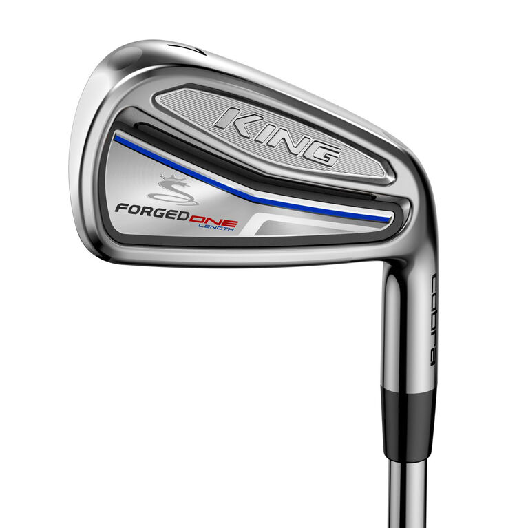 Cobra King Forged OL Irons 4-PW w/Steel Shafts