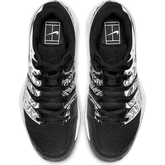 Alternate View 6 of Air Zoom Vapor X Women's Tennis Shoe - White/Black