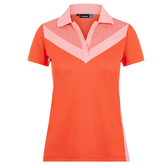Alternate View 6 of Lilly Color Block Polo Shirt