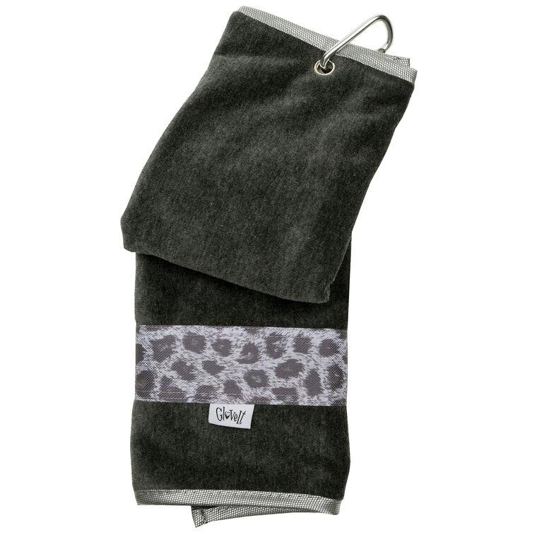 Snow Leopard Towel