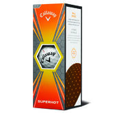 Callaway Superhot Golf Balls - 15pk. - Personalized