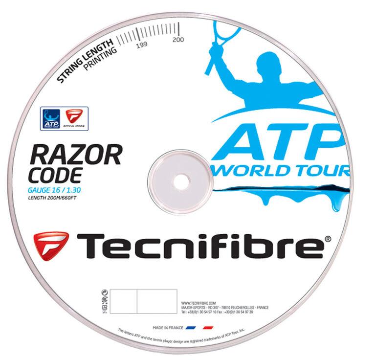 Tecnifibre ATP Razor Code 16 Gauge String Reel - Carbon