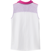 Alternate View 5 of Girls Sleeveless Color Block Polo