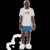 Alternate View 1 of NikeCourt Men's Short Sleeve Print Slam T-Shirt