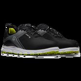 Alternate View 3 of Superlites XP Men's Golf Shoe - Black/Lime