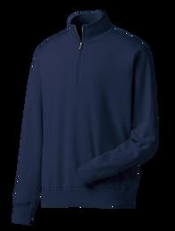 FootJoy Performance Lined Half Zip LS Sweater