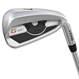PING G400 Irons 5-PW w/ Graphite Shafts