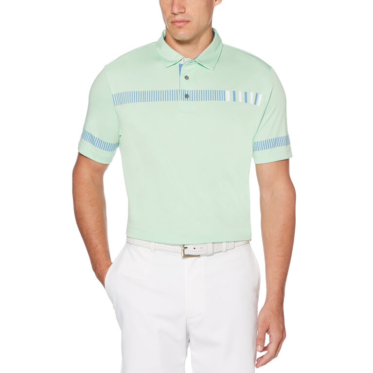 PGA TOUR Sleeve Print Polo