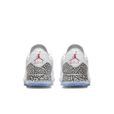 Alternate View 5 of Jordan ADG Trainer Men's Golf Shoe - White/Red