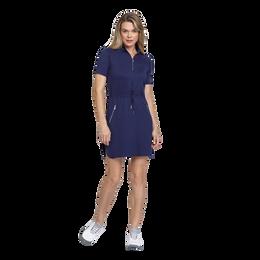 Skyline Collection: Tracy Knit Drawstring Dress
