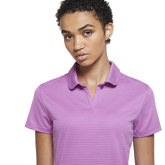 Alternate View 2 of Dri-FIT Victory Women's Texture Golf Polo