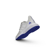 Alternate View 7 of ADIWEAR™ 6 CourtJam XJ Junior's Tennis Shoe - Off White/Royal Blue
