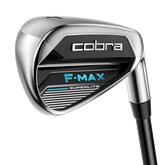Cobra F-MAX Superlite 6-PW,SW Women's Iron Set w/ Graphite Shafts