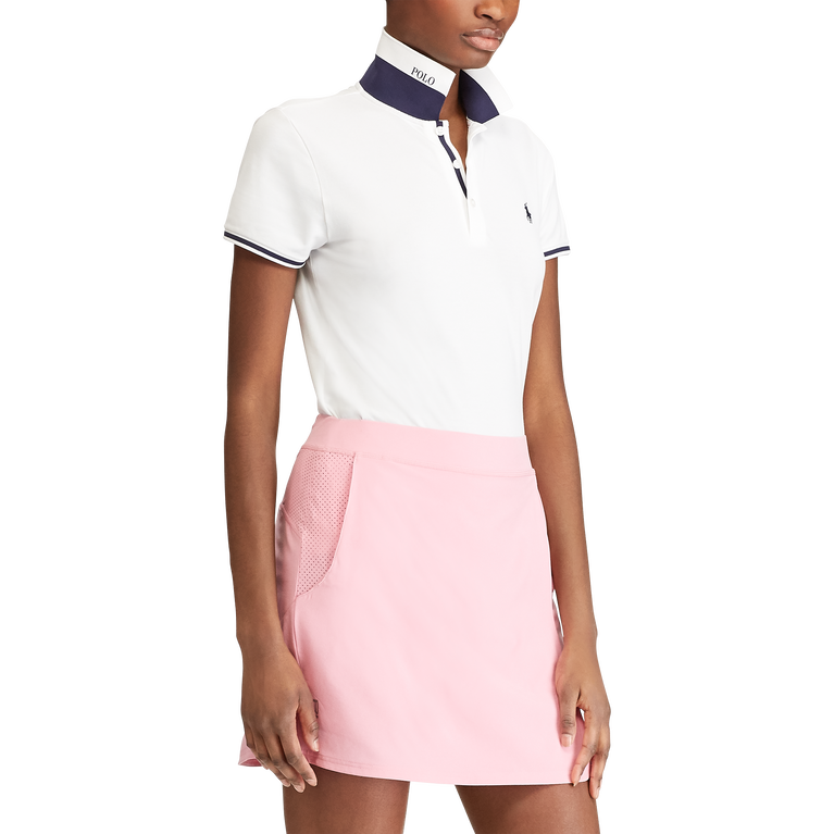 Tailored Fit Golf Polo Shirt