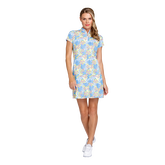 Fun in the Sun Collection: Neale Ditsy Daisy Short Sleeve Dress