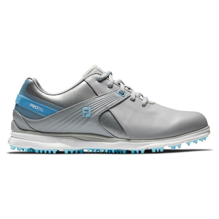 Pro|SL Women's Golf Shoe - Grey/Blue