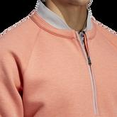 Alternate View 6 of Long Sleeve Quarter Zip Blade Collar Sweater