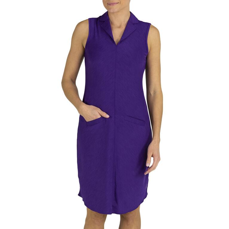 Sierra - Center Seam Sleeveless Dress