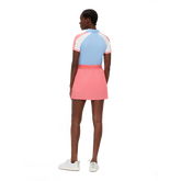 Alternate View 4 of Perinne Short Sleeve Colorblock Polo Shirt