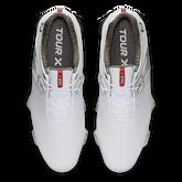 Alternate View 5 of TOUR X Men's Golf Shoe - White/Red