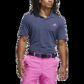 Alternate View 5 of Mesh Broken-Stripe Polo Shirt