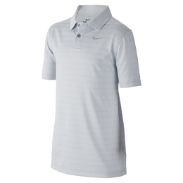 Dri-FIT Heathered Striped Golf Polo