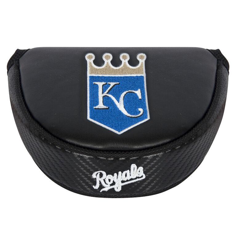 Team Effort Kansas City Royals Black Mallet Putter Cover
