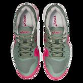 Alternate View 4 of Gel Challenger 12 Clay Women's Tennis Shoes - Grey/Pink