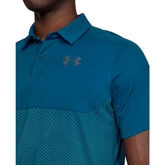 Alternate View 2 of Vanish Blocked Golf Polo Shirt