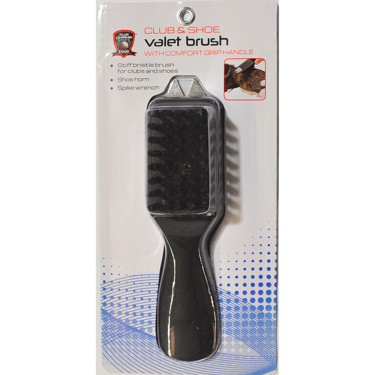 Club & Shoe Valet Brush