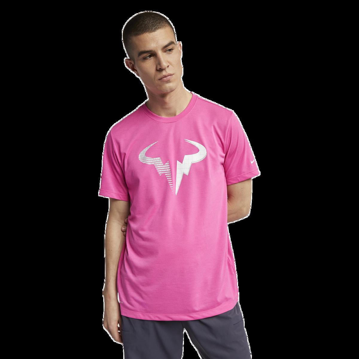 57b98a4a7 NikeCourt Dri-FIT Rafa T-Shirt | PGA TOUR Superstore