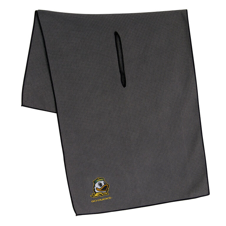 Team Effort Oregon Ducks Microfiber Towel
