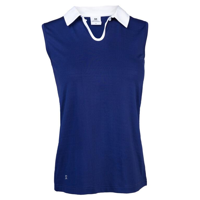 Dawn Group: Pheb Sleeveless Polo Shirt