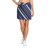 Aspen Ray Collection: Darby Diagonal Striped Skort