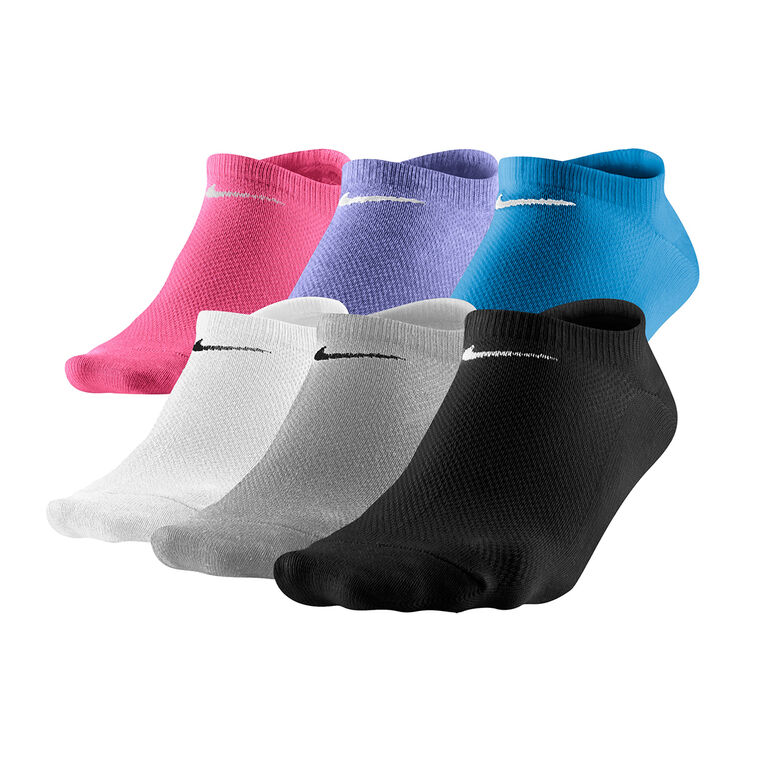Nike Lightweight No-Show Socks (Medium / 6 Pair)