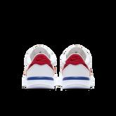 Alternate View 6 of Cortez G Women's Golf Shoe - White/Red