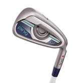Ping G LE Women's Irons 5H,6H 7-PW,UW,SW w/Graphite Shafts