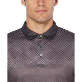 Alternate View 3 of Shadow Argyle Short Sleeve Polo Golf Shirt