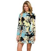 Sunsense - Long Sleeve Zootopia Dress